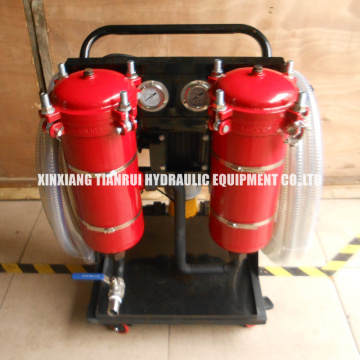 Movable High Precision Used Oil Purifier LYC-32B
