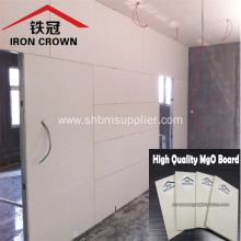 Sound-Insulation Wall Panel No-Toxin Anti-flame MgO Board