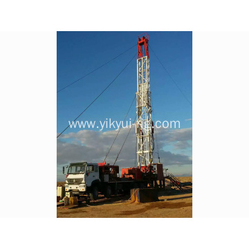 Truck mounted drilling rig water well for sale