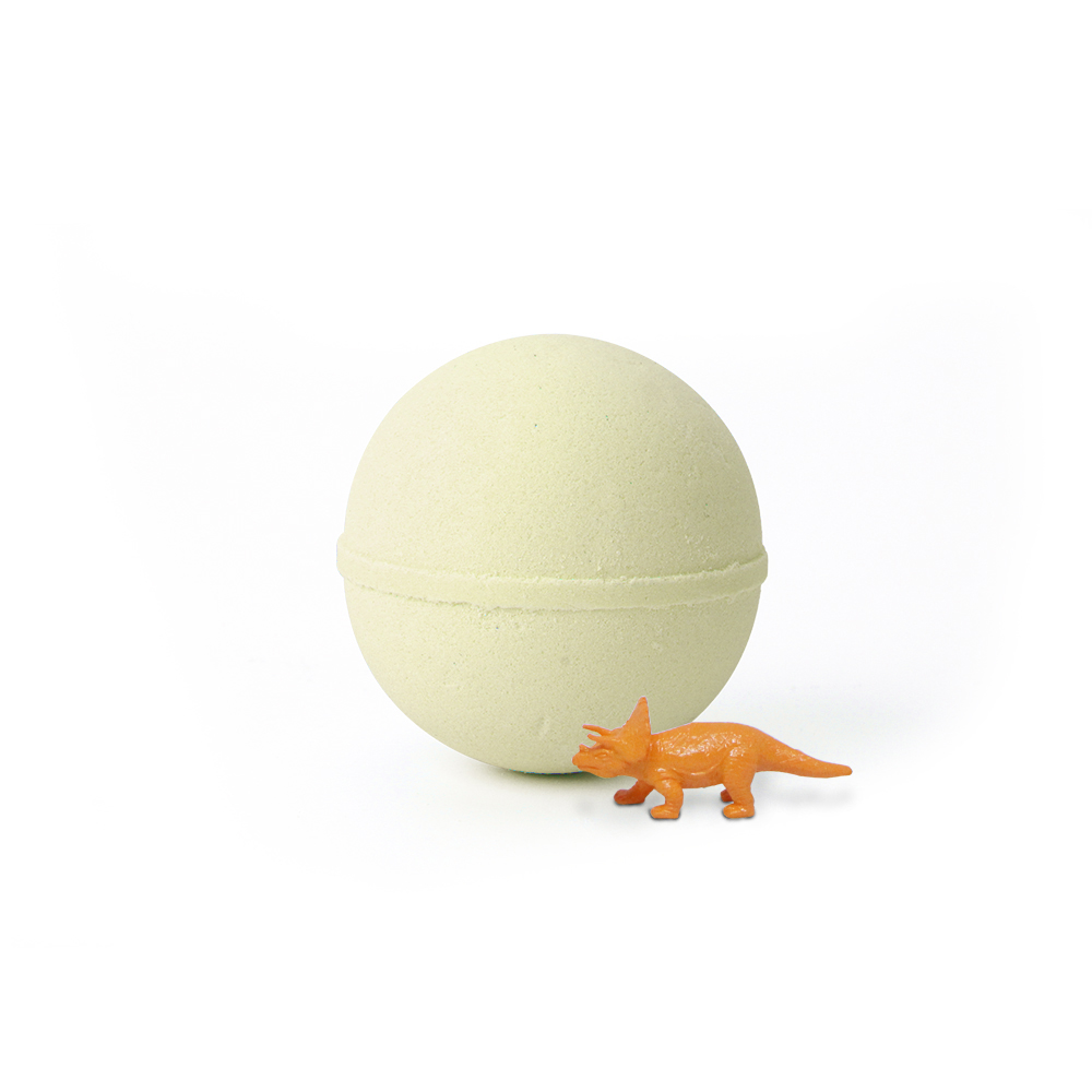 Hot selling Bath-Bomb with Suprising Dinosaur Gift