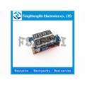 1pcs XL4015 5A Adjustable Power CC/CV Step-down Charge Module LED Driver Voltmeter Ammeter Constant current constant voltage