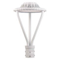 DLC 75W Led Post Top Light Fittings