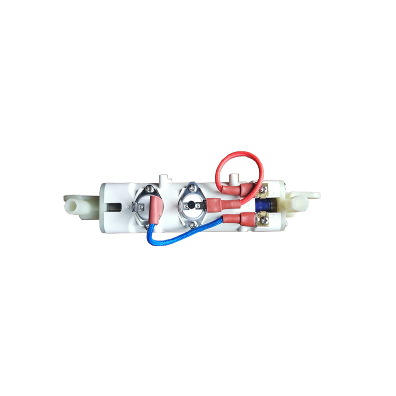 Electric heating element for solar water heating system