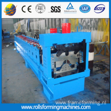 Step Tile Ridge Cap Forming Machine