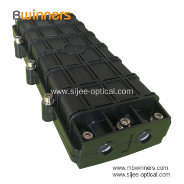 Compact Fiber Optical Splice Closure Box