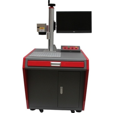 Desktop Type Raycus Fiber Laser Machine