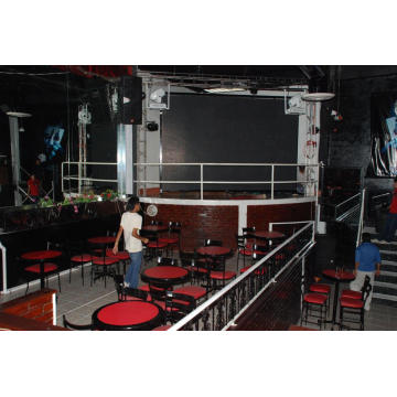 Night club Indoor LED display screen