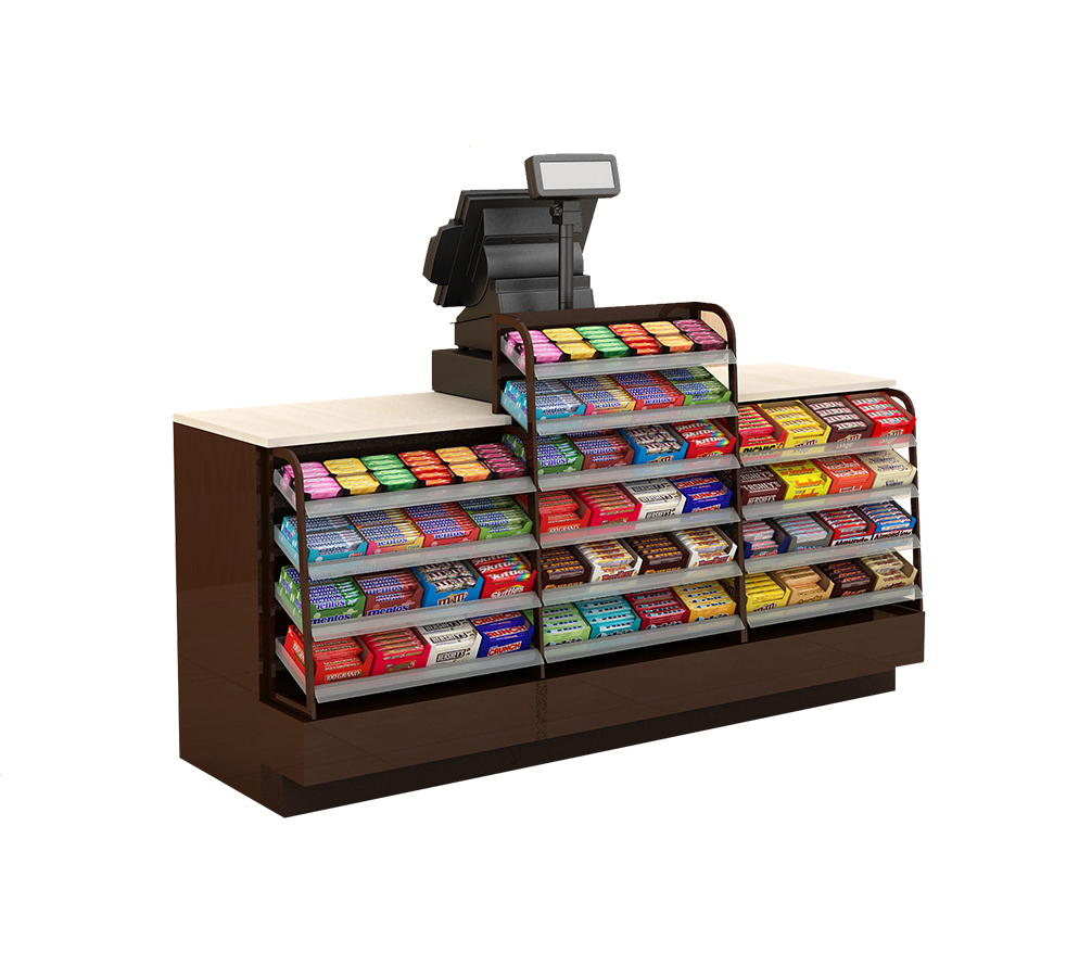 Wholesale Cash Counter