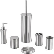 Bathroom Accessory Set Innovative Stainless Steel