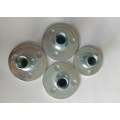 Zinc plated  tee nut for cliff climbing