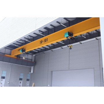 10+10t Single Girder Overhead Crane