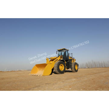 Top Brand SEM 653D Wheel Loader 5 Tons for Sale