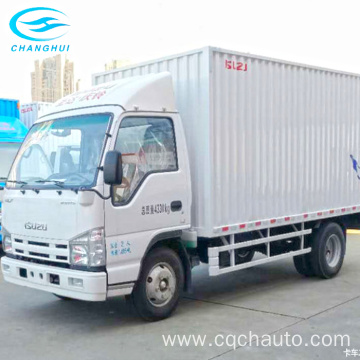 Qing ling 100p engine truck for sale