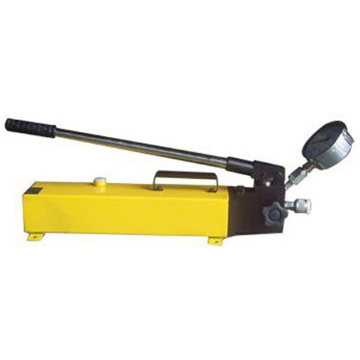Hand Opotrated Hydraulic Pump Pressure Instruments
