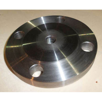 "Class150 3"" Blind Flange 3/4"" NPT Hole"