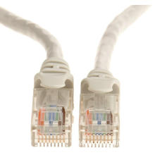 Standards CAT5E Ethernet Internet Patch Cable With Boots