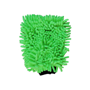 microfiber car wash mitt dust mitt