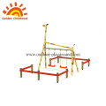 Playnation swing set and slide