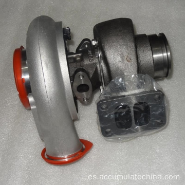 Turbocompresor turbo kit motor para maquinaria de construcción