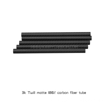 OEM rc plane carbon fiber tube