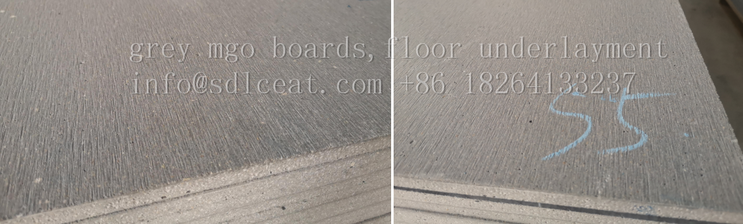 class A fireproof magnesium oxide exterior board
