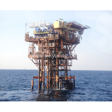 Offshore Workover Rig with 269kw Drawworks