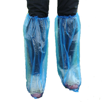 Waterproof Plastic PE Disposable Shoe Covers