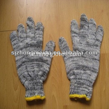 String Stickade Polycotton Work Gloves