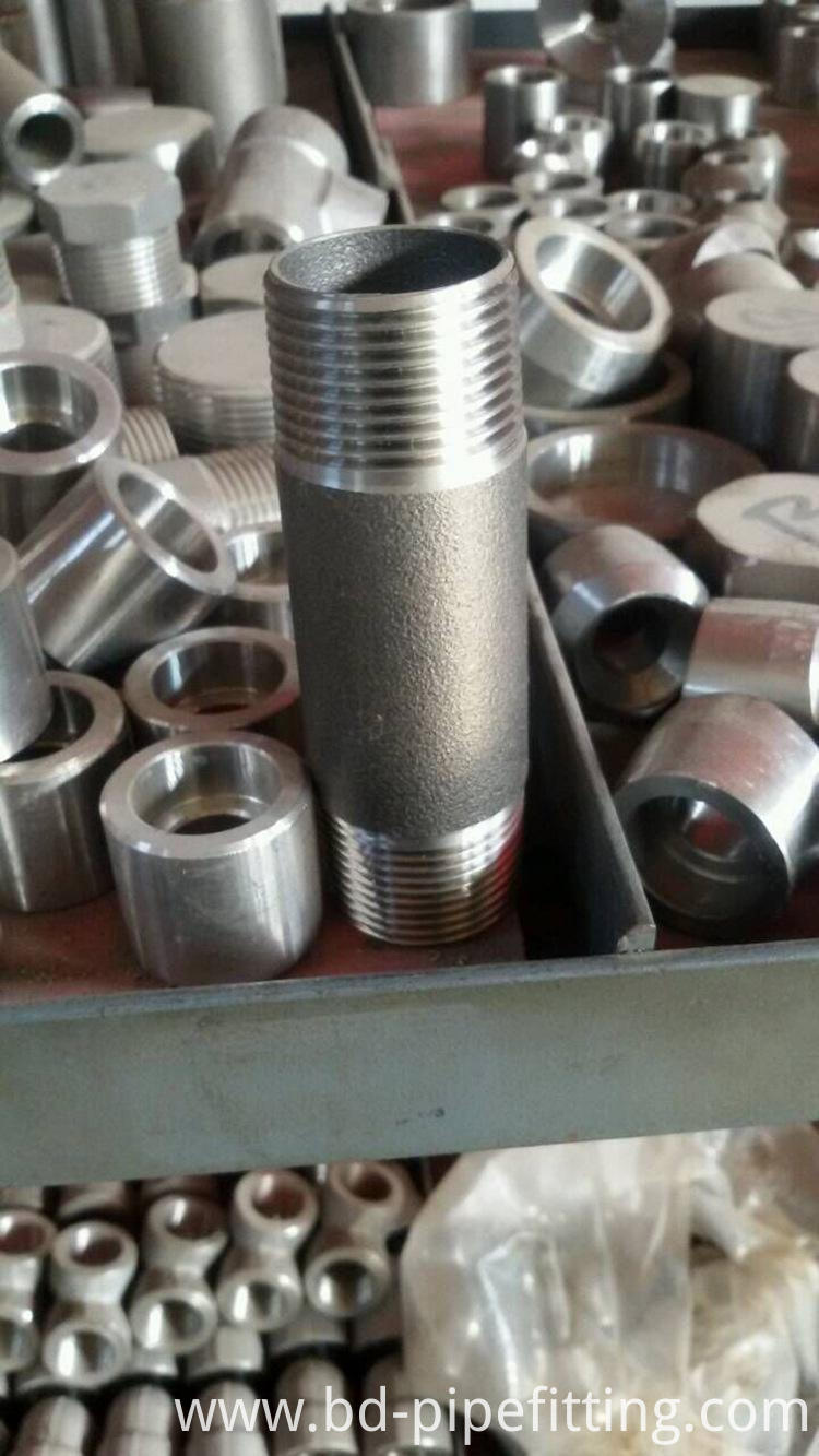 Stainless Steel Female Threaded Full Coupling