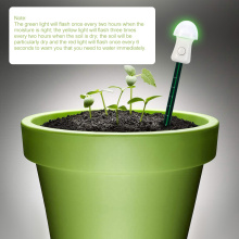 Soil Moisture Meter Hygrometer Moisture Bar Plant Moisture Sensor Moisture Detector Garden Plants Flowers Moisture Meter