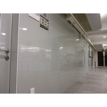 Pearl white metallic color wall board cladding