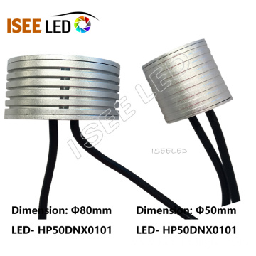 Narrow Beam DMX LED Pixel Light Aluminum Housing