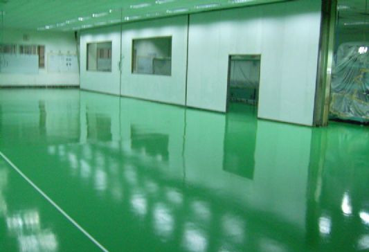 Solvent Free Epoxy Resin Floor
