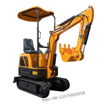 1 Ton Rhino mini digger lease deals