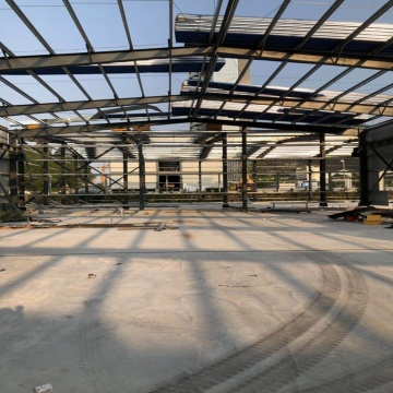 Flexible Lightweight Structural Steel Beams