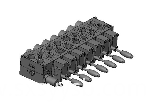 multi way directional valves