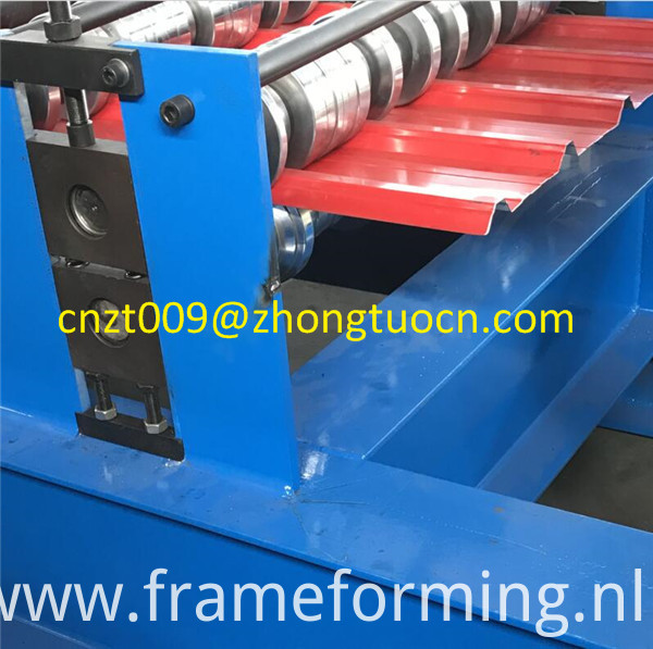roof tile roll forming machine 08