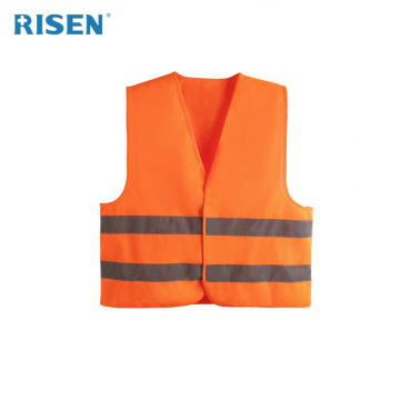 Reflective Wear High Visibility Security Vest