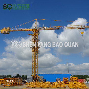 BQ GHT6014-8 (MC175) Hammerhead Tower Crane