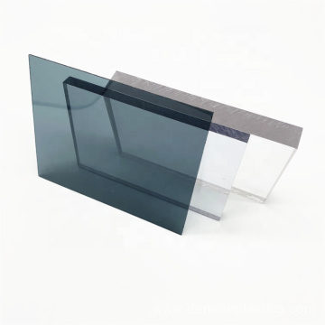 Professional plastic solid polycarbonate sheet for windows