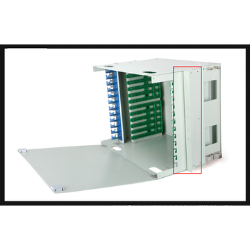 144 Cores Optical Distribution Frame ODF