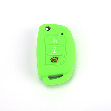 Hot sale fashion silicone car key