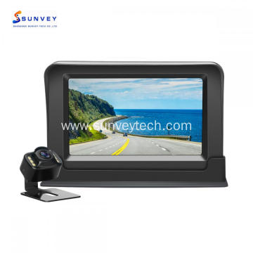 Backup Camera and Monitor Kit System