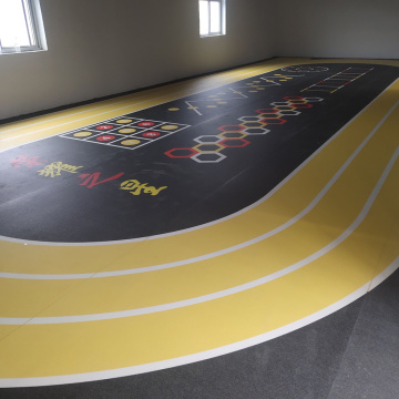 Enlio Gym flooring for gym room