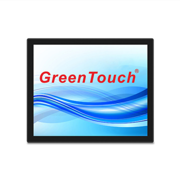 IP65 Capacitive Waterproof Dustproof Touchscreen Monitor 17""