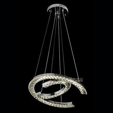 crystal chandelier decorative lighting designer pendant