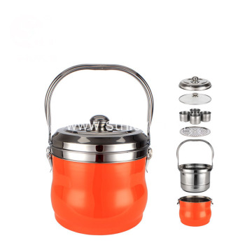 Stainless Steel Electric Cooking Pot