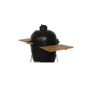 Ceramic Charcoal Barbecue Smokerless Bbq Grills