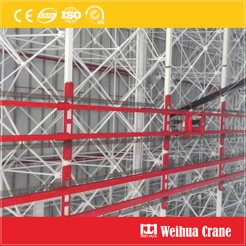 Multiple Suspension Pivot Suspension Crane