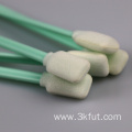 Samples Printer Head Cleaning Rectangle Foam Tip Swab